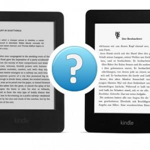 Jaký máte doopravdy model čtečky e-knih Amazon Kindle?