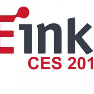 Co všechno představila společnost E Ink na CES 2015