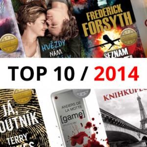 Nejprodávanější e-knihy 2014