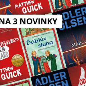 3 nové e-knihy 9. týdne