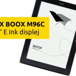 Čtečka eknih ONYX BOOX M96C s 9,7 E Ink displejem