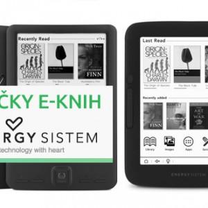 Čtečky eknih Energy Sistem