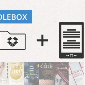 Kindlebox užitečný pomocník pro majitele čteček Amazon Kindle