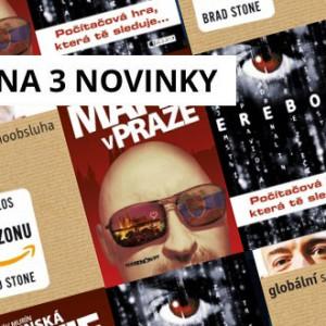 3 nové e-knihy 12. týdne