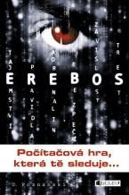 e-kniha EREBOS – Počítačová hra, která tě sleduje