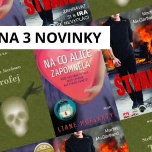 3 nové e-knihy 11. týdne