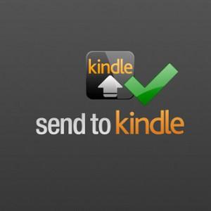 Služba Send To Kindle funguje již jak má