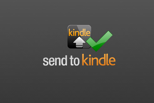 Send To Kindle pro čtečky e-knih Amazon Kindle
