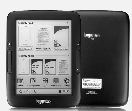 Čtečka e-knih Boyue T62+