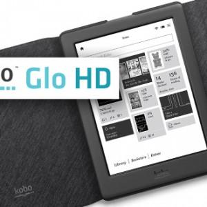 Nová čtečka e-knih Kobo Glo HD