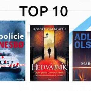 Nejprodávanějších e-knihy v březnu 2015