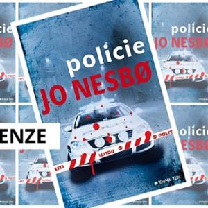 Recenze e-knihy Policie - Jo Nesbø
