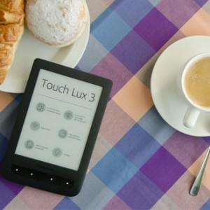 Recenze čtečky e-knih PocketBook Touch Lux 3