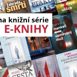 E-knihy jako série, které stojí za hřích I.