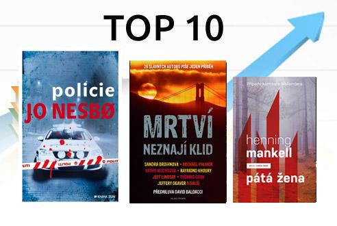 Nejprodávanější e-knihy duben 2015