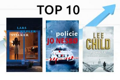 Nejprodávanější e-knihy v květnu 2015