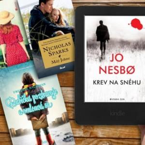 E-knihy na víkendové čtení
