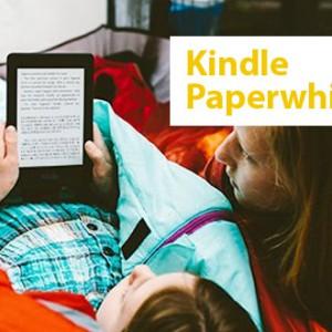 Kindle Paperwhite 3 se začala prodávat