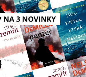 3 nové e-knihy 37. týdne
