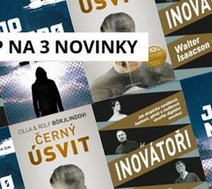 3 nové e-knihy 42. týdne