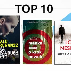 Nejprodávanějších e-knihy v září 2015