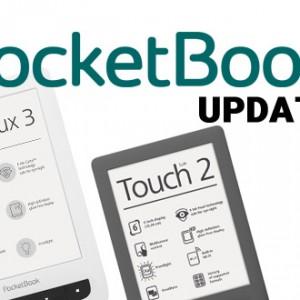 Update firmware 5.9 pro čtečky e-knih PocketBook Touch Lux 3  a 2