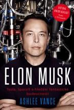 e-kniha Elon Musk – Tesla, SpaceX a hledání fantastické budoucnosti