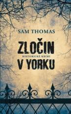 e-kniha Zločin v Yorku