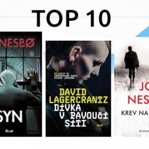 Nejprodávanějších e-knihy v říjnu 2015