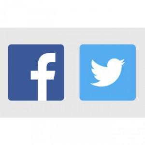 Sledujte Ebooky.cz na Twitteru a Facebooku