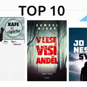 Nejprodávanějších e-knihy v lednu 2016