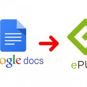 Nově lze v Google Docs ukládat dokumenty do EPUB