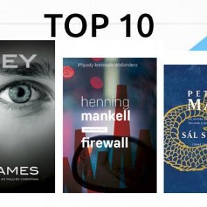 Nejprodávanější e-knihy v únoru 2016