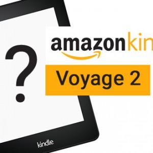 Již příští týden nový model čtečky e-knih Amazon Kindle Voyage?