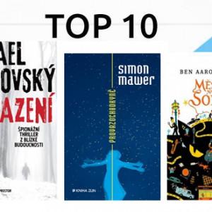 Nejprodávanější e-knihy v březen 2016