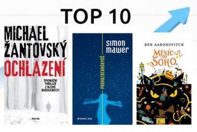 Nejprodávanější e-knihy v březnu 2016