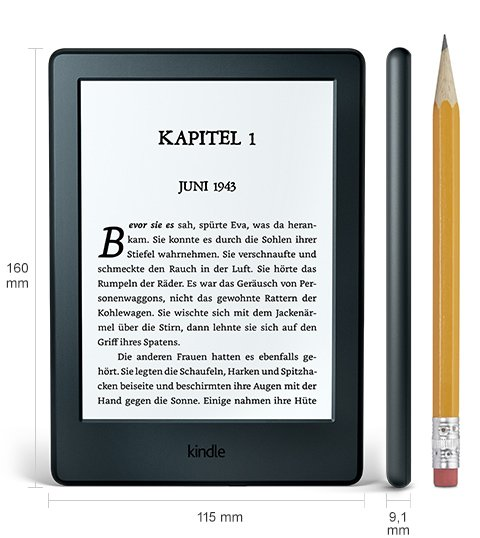 All New Kindle