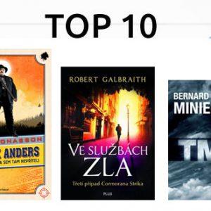 Nejprodávanější e-knihy v červnu 2016
