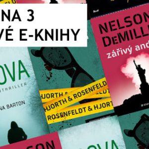 3 nové e-knihy 38. týdne