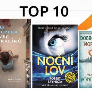 Nejprodávanější e-knihy v únoru 2017