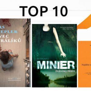 Nejprodávanější e-knihy v březnu 2017
