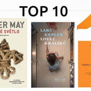Nejprodávanější e-knihy v dubnu 2017