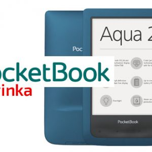 Čtečka eknih PocketBook Aqua 2