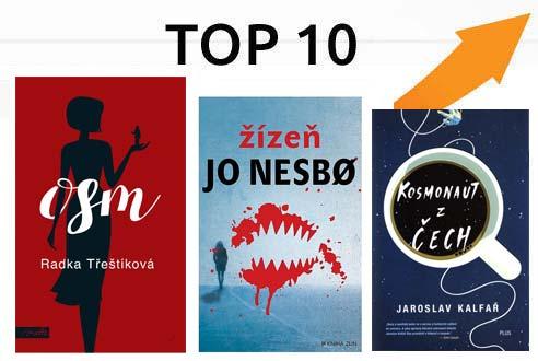 Nejprodávanější e-knihy v červen 2017