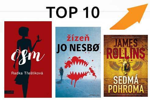 Nejprodávanější e-knihy v červenci 2017