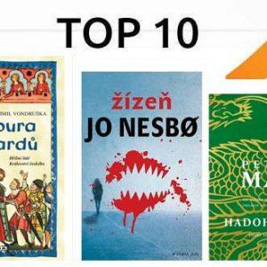 Nejprodávanější e-knihy v srpnu 2017