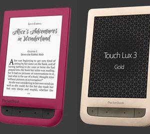 PocketBook představil 2 speciální edice čteček e-knih