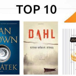 Nejprodávanější e-knihy leden 2018