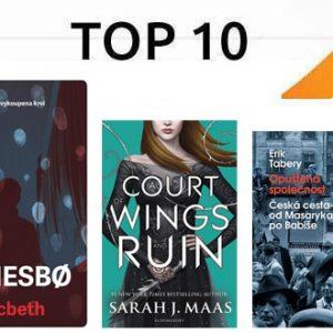 Nejprodávanější e-knihy v dubnu 2018