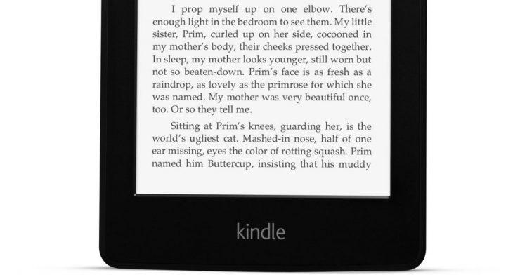 Čtečky Kindle vlastní písmo (fonty)